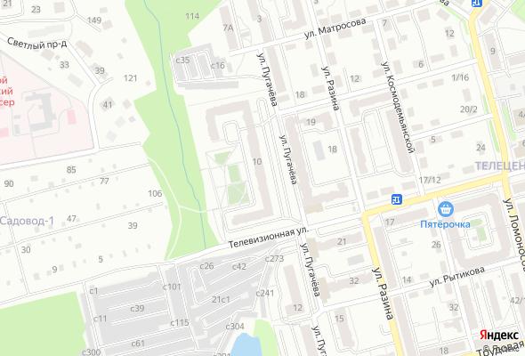 жилой комплекс СМАРТ дом на Славянском проспекте