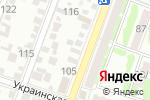 Схема проезда до компании Климатис в Ростове-на-Дону