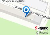 МЕЧТА - салон авто проката на карте