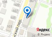 Коршуновская на карте