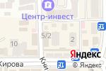 Схема проезда до компании Фея в Батайске