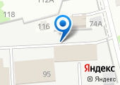 Аркона на карте