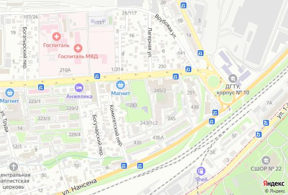 ЖК Ленинские горки
