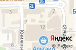 Схема проезда до компании Ногтевая студия Елены Семакиной в Батайске
