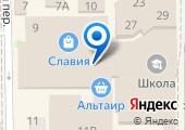 ИП Быков В.А. на карте