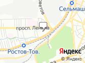 Стоматологическая клиника «Радуга (Нансена)» на карте