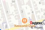 Схема проезда до компании Солнечный круиз в Ростове-на-Дону
