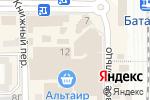 Схема проезда до компании Детский магазин в Батайске