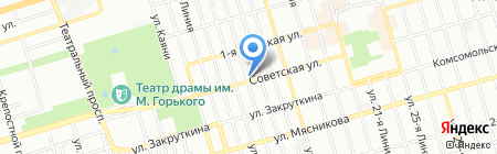 Art`s House на карте Ростова-на-Дону