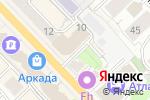 Схема проезда до компании Кабинет психологической помощи в Рязани