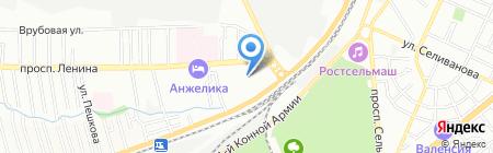 Ideal на карте Ростова-на-Дону