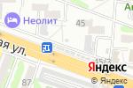 Схема проезда до компании Магазин книг и канцелярских товаров в Ростове-на-Дону