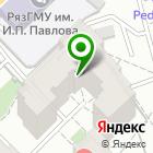 Местоположение компании Рязань