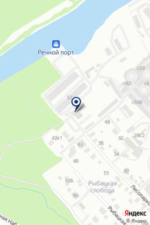 СИНЕЛЬЩИКОВА Г.И. на карте Рязани