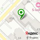 Местоположение компании AppCraft