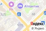 Схема проезда до компании Чебурашка в Рязани