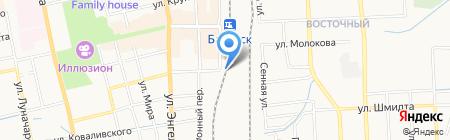 Электроника на карте Батайска