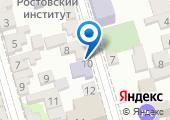 Учебно-методический центр железнодорожного транспорта в г. Ростове-на-Дону на карте