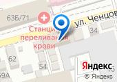Фабрика Здоровья на карте