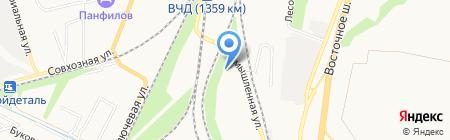 Стройинвест+ на карте Батайска
