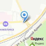 Киасервис на карте Ростова-на-Дону