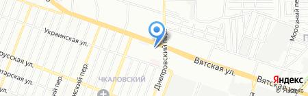 Юг Аптека на карте Ростова-на-Дону