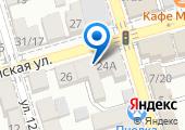 Кадастровый инженер Асьянова Е.К. на карте