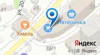 Компания Муравей на карте