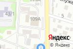 Схема проезда до компании Солнечный круг в Ростове-на-Дону