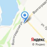 Центр автоматизированной фиксации административных правонарушений на карте Ярославля