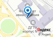 Донской государственный технический университет на карте