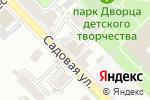 Схема проезда до компании ЭлектроСила в Рязани