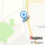 Боги моторов на карте Ярославля