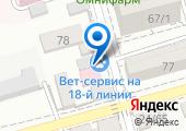 Вет-сервис на карте
