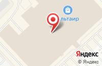 Схема проезда до компании Крафт в Ярославле