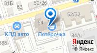 Компания Ditelia на карте