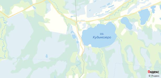 Волость на карте