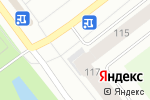 Схема проезда до компании Почта банк, ПАО в Северодвинске