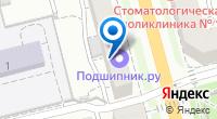 Компания Астра-Флора на карте