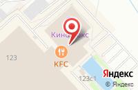 Схема проезда до компании БУРГЕР КИНГ в Ярославле