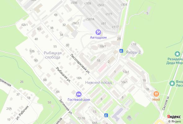 жилой комплекс Кремлевское