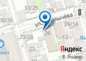 Дон-Пласт МХХ на карте