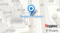 Компания Веста на карте