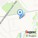 Норские резиденции на карте Ярославля