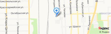 СМП-162 на карте Батайска