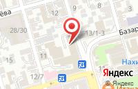 Схема проезда до компании Туристическое Бюро «Нахичивань» в Ростове-На-Дону