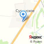 Мастер-Дизайнер на карте Ярославля