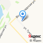 Компания услуг спецтехники на карте Ярославля