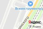 Схема проезда до компании Феррум в Ростове-на-Дону