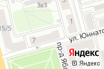 Схема проезда до компании QIWI в Рязани